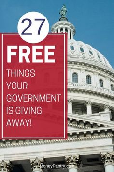 27 Government Freebies: Free Stuff You Can Get from Uncle Sam – Make Money Free Stuff By Mail, Get Free Stuff, How To Get Money, Make Money From Home, Free Money Now, Earn Money, Money Saving Tips, Money Tips, Money Hacks