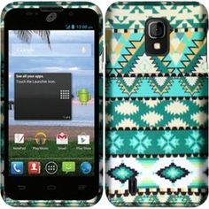 Insten Rubber Coated Phone Case Cover for ZTE Majesty Z796C