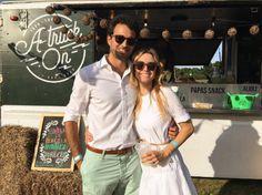 Música, sol y comida: mirá qué hicieron Sofía Zámolo y Joe Uriburu en su primera salida de casados | Fashion TV