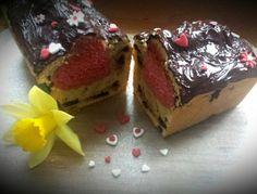 """Happy Valentines"" - Motivrührkuchen"