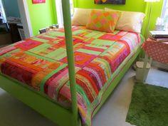 Fibermania: QAYG Gallery of Quilts