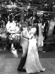 Elizabeth and Alex's first dance as Mr. & Mrs. at Hidden Creek