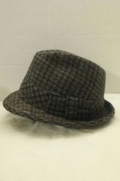 b455547a4b0 Flip-It Snap-Back Crushable 100% Wool Fedora Hat  Fedora Hat Day