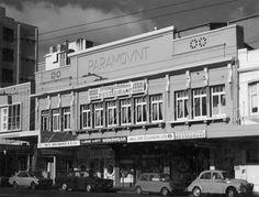 Wellington City, Wellington New Zealand, John Watt, Paramount Theater, New Zealand Landscape, City Library, Old Photos, Past, Cinema