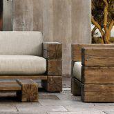 Restoration Hardware Outdoor Furniture Sardinia Collection