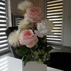 Celoroční dekorace s růžemi