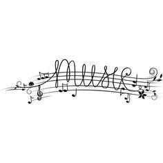 Vinilos folies : Vinilo decorativo pentagrama musical More Vinilos folies : Vinilo decorativo pentagrama musical