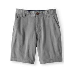 14 George Boys School Uniforms Flat Front Shorts Size 7 8