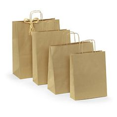 Recycled brown paper bags in stock for next day delivery. See our full range of paper bags online. Paper Carrier Bags, Plastic Carrier Bags, Paper Bags, Kraft Packaging, Retail Packaging, Retail Supplies, Recycling, Brown Bags, Brown Paper