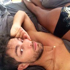 "Caption read...  ""I woke up like this  I woke up like this  We Flawless"" #GodDamnGodDamn  ...Love these two"
