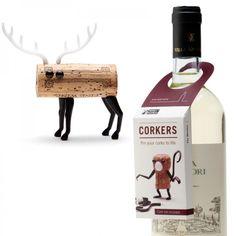 Korktierchen Corkers The Deer - Monkey Business #cork #animal