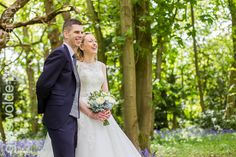 Bride and Groom in the bluebells at Somerford Hall Groom, Wedding Photography, Bride, Wedding Dresses, Fashion, Wedding Bride, Bride Dresses, Moda, Bridal Gowns