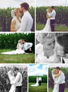 Indiana Cornfield Portraits | Indiana Wedding Photographer | Indianapolis Wedding Photographer © Ashley Wittmer Photography www.ashleywittmerphotography.com