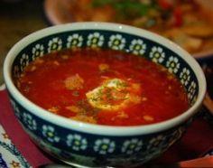boršč Chili, Salsa, Soup, Mexican, Ethnic Recipes, Salsa Music, Chilis, Soups, Soup Appetizers