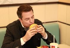 Todd Talbot, Host of Love It or List It Vancouver: McDonald's | Where Local Celebrities Go For Comfort Food