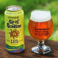 Vermont: Lawson's Finest Liquids Sip of Sunshine IPA   Food & Wine