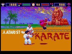 International Karate - Atari ST (1986)