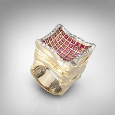 New pieces of exclusive gold collection by German Kabirski | General Valentine