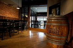 Smoke and Barrel - supposed to have good barbecue and vegetarian options