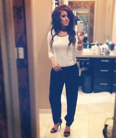 Chelsea Houska's 'Comfy Dress Pants' -- A must-have for Fall!
