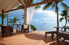 Tadrai Island Resort - Fiji, Mana Island