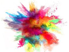 Choose a colour explosion: