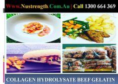 Beef Gelatin Supplements Australia by nustrength.deviantart.com on @DeviantArt