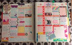 """""""I absolutely LOVE my Planner. I got it to try to document everything in my life, including my 5 year old twins and the hilarious things they say and do. Here is week 1."""" -Sylvia S."""