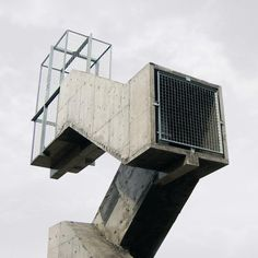 """architizer: """"Stairway to Heaven, 2002 — Didier Faustino """""""