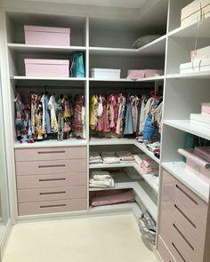 Baby hacks closet 66 ideas for 2020 Walk In Closet Design, Bedroom Closet Design, Closet Designs, Ikea Closet Organizer, Baby Closet Organization, Wardrobe Room, Closet Layout, Dressing Room Design, Teen Room Decor