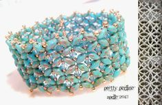 P @ tty Beads: Bracelets; really pretty.