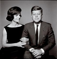 Richard Avedon - The Kennedys