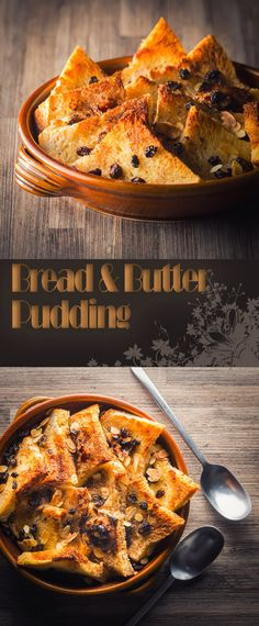 Bread and Butter Pudding Recipe: Bread and Butter Pudding was the ultimate frugal pudding when I was growing up in the UK, I have tweaked a little but still simplicity at its best.
