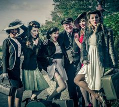 wwII party themes | Events - Themed Party Nights | Themed Events | Entertainment Themes ...