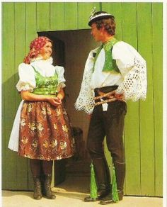 Strážnice Folk Costume, Costumes, Mother Family, European Countries, Czech Republic, Traditional Dresses, Bohemian, Joy, Culture
