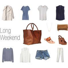 """""""Long Weekend... Somewhere Warm"""" by keelyhenesey on Polyvore"""