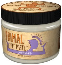 Primal Pit Paste - Primal Pit Paste STRONG, $8.95 (http://primal-pit-paste.mybigcommerce.com/primal-pit-paste-strong/)