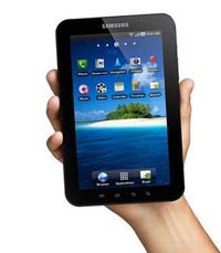 Win a Samsung GALAXY Tab 3. Just answer a question to be in for a chance of winning.