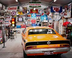 In rural Australia, a man's shed is his kingdom. It's a place to drink, hang out with his buddies, work on his car, or do whatever pursuit strikes his  ...