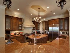 """I LOVE this kitchen...definitely in my """"dream"""" home"""