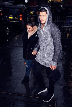 Janel and Val leaving GMA.  11/26/2014