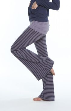 Omgirl Vacation Nomad Yoga Pant in Twilight