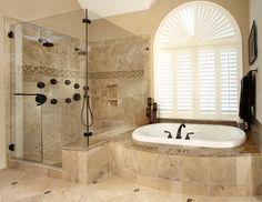 Southlake TX Bathroom Remodeling - traditional - bathroom - dallas - USI Design & Remodeling