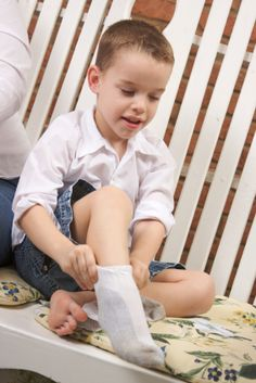 12 Ways to Help your Child who is Sensitive to Textures (tags, socks, sand) - North Shore Pediatric Therapy