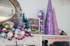 2013 Family Room mantle