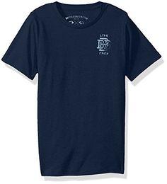 Buffalo by David Bitton Boys Typo Dos Long Sleeve Raglan Shirt