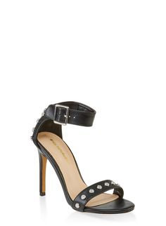2e08f5a5d49 37 Best studded sandals images in 2012   Studded sandals, Stilettos ...