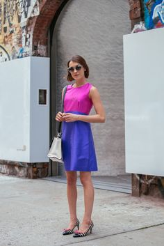 Street style from Day 2 of New York Fashion Week