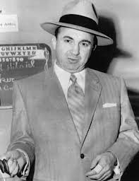 Mickey Cohen (September 4, 1913 – July 29, 1976) was a gangster based in Los Angeles and part of the Jewish Mafia, and also had strong ties to the American Mafia from the 1930s through 1960s.