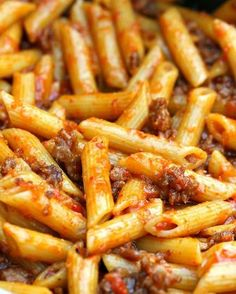 Try this Roasted Red Pepper Pasta with Italian Sausage for dinner. It's quick, easy and absolutely addictive.